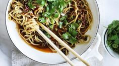 The entire world loves either pasta or noodles, or both. Now the boundaries are blurring, and flavours are crossing borders and cultures. Instead of good old spag bol, try the Chinese equivalent with Hokkien egg noodles and spicy pork mince.