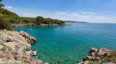 Island of Krk Beaches - Photos and location - AUREA