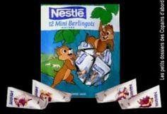 Si vous aussi vous avez grandi dans les années 90, vous avez forcément goûté à ces trucs-là ! Nostalgie garantie...