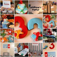 cutest little things: Airplane Party!