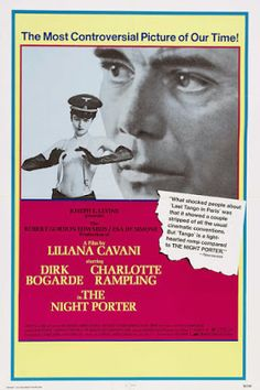 Rare film & TV classics on DVD!: Dirk Bogarde in The Night Porter (1975) Charlotte Rampling, Death in Venice (1971)