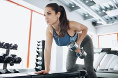 Lacey Stone Shares Her Favorite Heavy Dumbbell Workout for Weight Loss