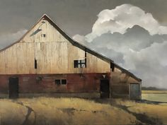 """Western Formation by Joseph Alleman Oil ~ 36"""" x 48"""""""