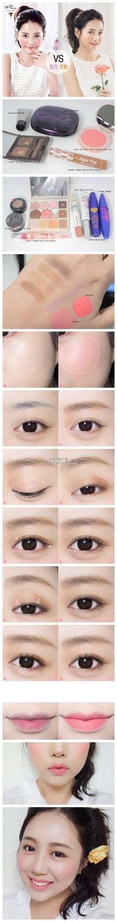 Korean make up http://nerium.kr/preenroll/debbiekrug?alias=debbiekrug www.AsianSkincare.Rocks