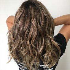 Backcomb Blonde Balayage for Long Hair