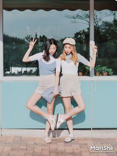 共有40对时尚潮流的朋友的最佳好友图片ü... 15 | SistaCafe。