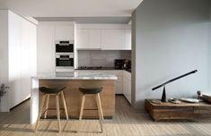Elegantní byt v Hong Kongu tvoří pouze dvě místnosti | Insidecor - Design jako životní styl