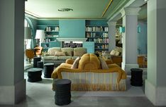 On the Sofa with Atelier Zurich - Blog- George Smith