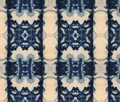 Shibori Nine fabric by kathrynmariedesigns on Spoonflower - custom fabric