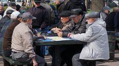 Russian Domino Crew