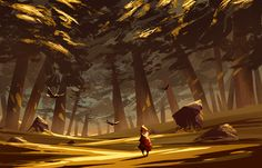 """Check out this @Behance project: """"Speed paintings 1"""" https://www.behance.net/gallery/46353689/Speed-paintings-1"""