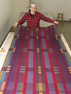 Rep Weave Class OCAC - Pat Eckerdt