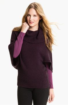 Eileen Fisher Funnel Neck Sweater | Nordstrom