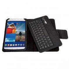 Folding Stand Keyboard PU Case For Samsung Galaxy Tab3 8inch T310 T311