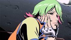 is best girl Anime Gifs, Manga Anime, Anime Art, Cyberpunk Anime, Cyberpunk City, Redline Movie, Aesthetic Gif, Girl Gifs, Anime Scenery