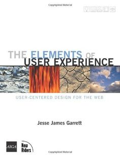 The Elements of User Experience: User-Centered Design for the Web by Jesse James Garrett