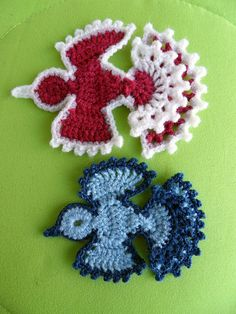 Flying Birds Applique