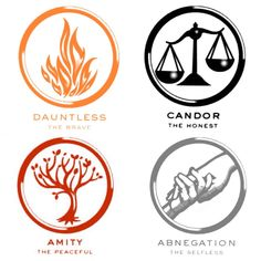 Every faction I want to belong to............. BUT MOSTLY DAUNTLESS BECAUSE I WANT TO BE MRS. EATON!!!!!!!!!!!!!!!!!