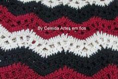 Celeida Ribeiro: long sleeve crochet dress