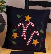 Resultado de imagen para cojines navideños pinterest
