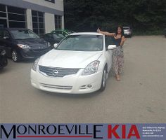 Happy Birthday to Toni Voithofer from Michael Serfozo and everyone at Monroeville Kia! #BDay