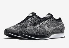 new style f8af6 9d079 Nike Flyknit Racer Oreo 2.0 Now Available