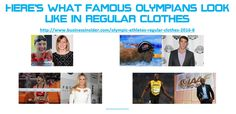 Here's what famous Olympians look like in regular clothes http://www.businessinsider.com/olympic-athletes-regular-clothes-2016-8/#simone-biles-dominated-the-competition-in-rio-wearing-sparkly-eye-makeup-and-even-more-sparkly-leotards-1
