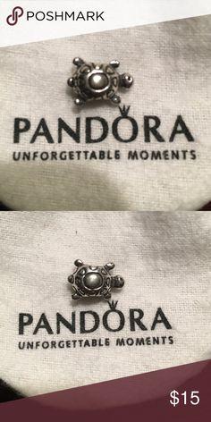 Pandora Turtle charm Pandora Turtle charm- retired 790158 Pandora Jewelry Bracelets