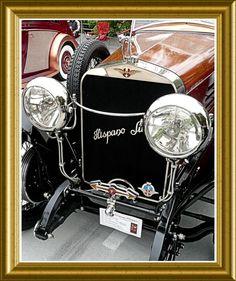-♥ Hispano-Suiza ♥-