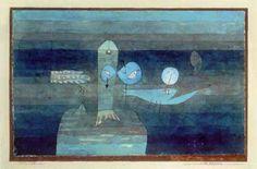 Paul Klee's Guter Fischplatz