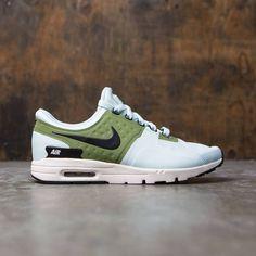 Nike Women Air Max Zero (glacier blue / black-ivory-palm green)