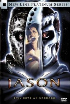 Jason X posters for sale online. Buy Jason X movie posters from Movie Poster Shop. We're your movie poster source for new releases and vintage movie posters. X Movies, Scary Movies, Movies To Watch, Good Movies, Movie Tv, Movie Sequels, Movie Plot, Movies Free, Movies 2019