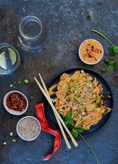 Okonomiyaki - Japansk madpandekage