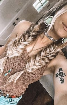 hairstyles game of thrones braid hairstyles 2 braids hairstyles two braids hairstyles all back hairstyles guys half hairstyles braided hairstyles My Hairstyle, Pretty Hairstyles, Hairstyles Videos, Weave Hairstyles, Zendaya Hairstyles, Medium Hairstyle, Braid Hairstyles For Long Hair, Viking Hairstyles, Office Hairstyles