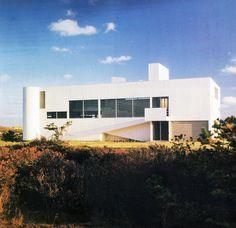 Gwathmey and Siegel, Haupt House, 1980