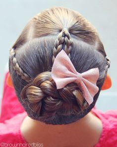 Braided Hair Box Is braiding good for natural hair? Braided Hair Styles For Kids Cute Little Girl Hairstyles, Baby Girl Hairstyles, Cool Braid Hairstyles, Fancy Hairstyles, Toddler Hairstyles, Amber Hair, Curly Hair Styles, Natural Hair Styles, Girl Hair Dos