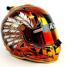 Dirt Bike Helmets, Full Face Motorcycle Helmets, Custom Motorcycle Helmets, Custom Helmets, Racing Helmets, Full Face Helmets, Motorcycle Gear, Airbrush Art, Sports Helmet