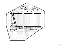 """Completed in 2005 in Porto, Portugal. Images by Philippe Ruault, OMA. The past thirty years have seen frantic attempts by architects to escape the domination of the """"shoe-box"""" concert hall. Oma Architecture, Architecture Drawings, Rem Koolhaas, Concert Hall, Designs To Draw, Floor Plans, How To Plan, Gallery, Theatres"""