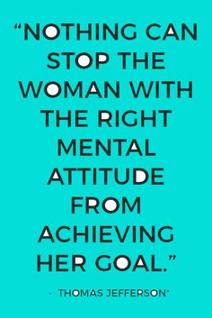 With the right mental attitude, you will be unstoppable! Get started by spring cleaning your mind and jumpstarting your life for success. Inspirational Quotes For Women, Motivational Quotes, Inspiring Quotes, Positive Quotes, Words Quotes, Life Quotes, Sayings, Success Quotes, Boss Bitch Quotes