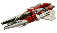 LEGO Vic Viper MkIII