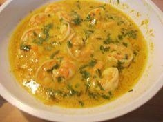 Verrukkelijke Bengalese Scampi ( Grote Garnalen) In Koriande recept   Smulweb.nl