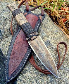knife making metal