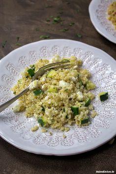 Tabouleh mit Zucchin