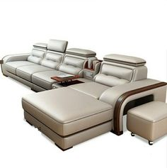 Grey Color Schemes Leather Living Room Best Of Us 1499 0 Sales Fancy New Model Leather Sofa Living Room Furniture In Living Room Sets From Furniture On Aliexpress Of Leather Living Room Genuine Leather Sofa, Modern Leather Sofa, Leather Sofa Set, Modern Sofa, Corner Sofa Design, Living Room Sofa Design, Living Room Sets, Living Room Designs, Sofa Furniture