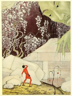 Old French Fairy Tales by Comtesse de Segurshe, illustrated by Chicago-born illustrator Virginia Frances Sterrett