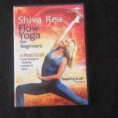 Shiva Rea Flow Yoga For Beginners Dvd 2016 For Sale Online Ebay