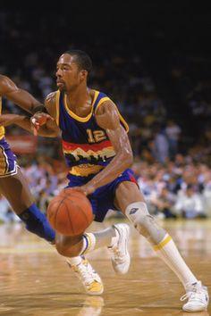 Fat Lever ~ Denver Nuggets Denver Nuggets, Basketball Legends, College Basketball, Basketball Court, Fat Lever, Nba Season, Wnba, 1980, Sports