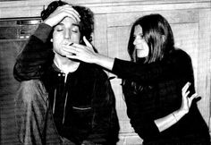 Louis Garrel & Chiara Mastroianni