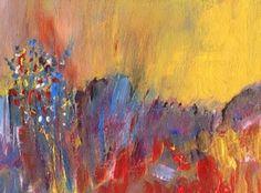 die Welt ist bunt  abstrakte Malerei Landschaft  Acryl Malerei,Weich,Licht,Zeitgenössisch,Modern,Dekorativ,Abstrakt,Wohnen,Ambiente,Impression,Ruhe,Poster,Wandbild,Impressionismus,Natur,Landschaftsillusion,Stille,Wellness,Büro,Foyer,Farbenfroh,Fröhlich,Acrylmalerei,Acryl,moderneKunst,Acrylmalerei,Silence,Wohnidee,Pastell,Blumen,Blüten,Blühen,Himmel,ClaudiaGründler,Jahreszeit,Sommer,Landschaftsmalerei