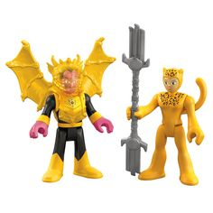 Imaginext® DC Super Friends™ Cheetah & Sinestro - Shop Imaginext Kids' Toys | Fisher-Price